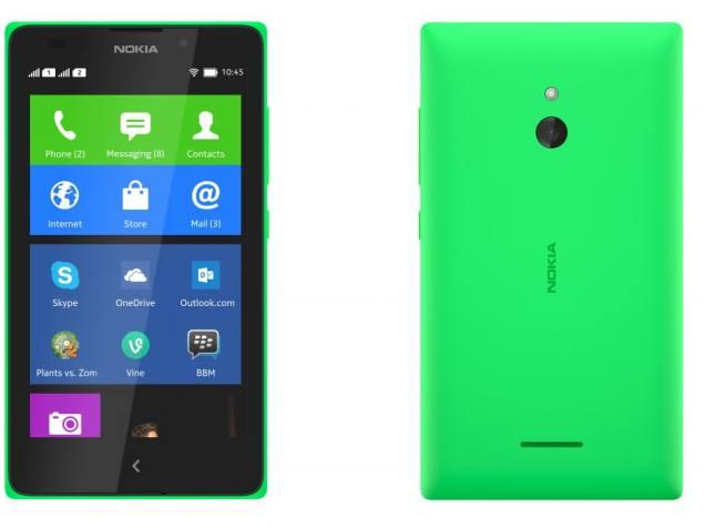 Nokia XL Specification, Review and Feature