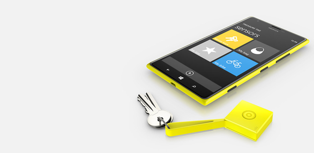 Nokia announced Treasure Tag for $30 and goes on sale in April