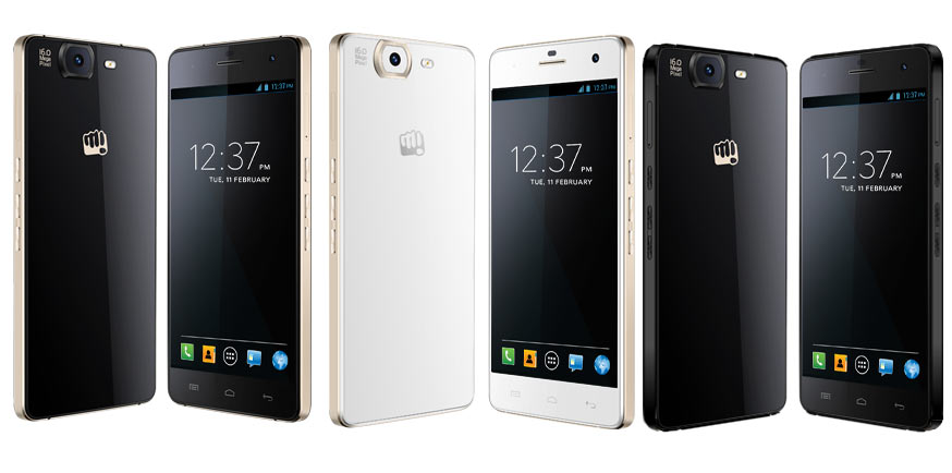 Micromax launched Micromax Canvas Knight Octa-Core Processor 2 GB RAM for Rs. 19,999 price
