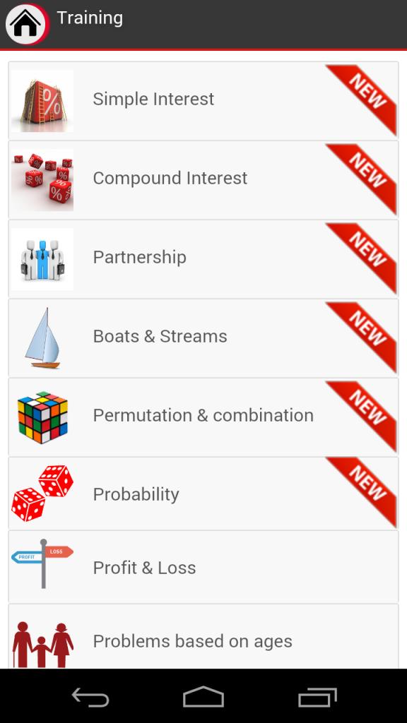 Aptitude Trainer - AndroidVenture.com
